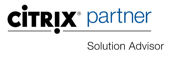 Citrix Solution Advisor Partner
